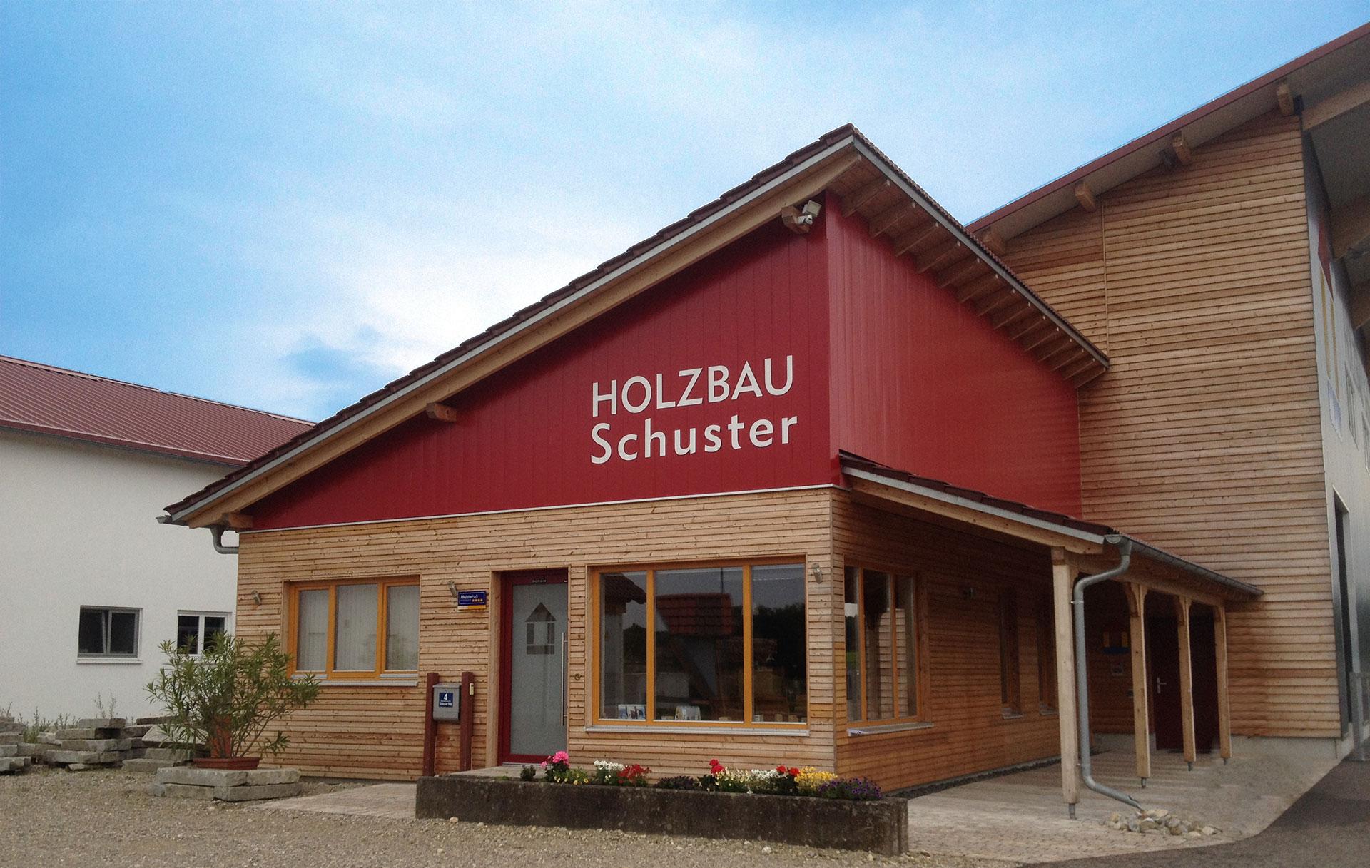 Holzbau-Schuster-Firma